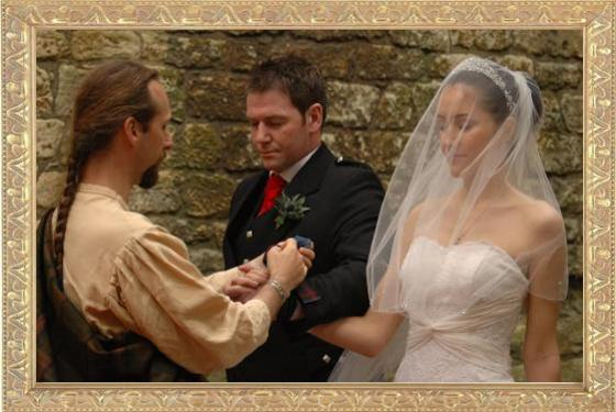 Scottish Wedding Gifts: Scottish Handfasting And Wedding MC