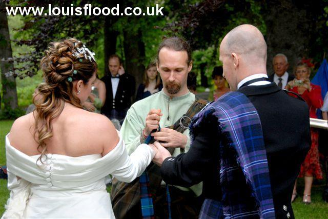 Outdoor Ceremony, Atholl
