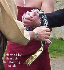 Highland Blessings - Scottish / Celtic Handfasting wedding and ...